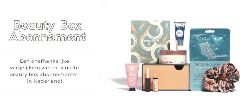 Beauty Box Abonnement 2020: Onafhankelijke Vergelijking!