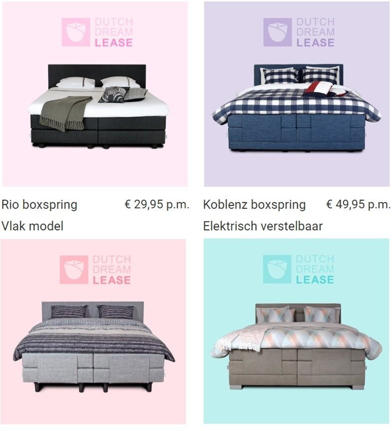 Dutch Dream boxspring vergelijken