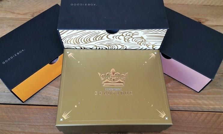 goodiebox of lookfantastic