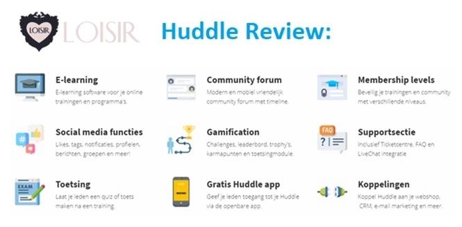huddle-review-hoe-het-werkt
