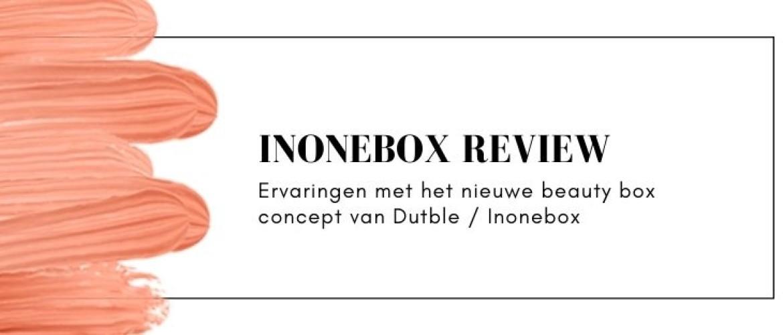 Inonebox Review & Ervaringen over dit beauty box abonnement