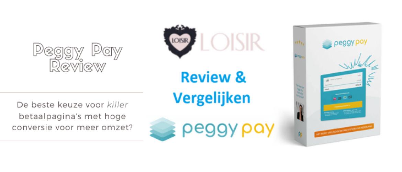 Peggy Pay Review & Vergelijken [2021] Getest + Ervaringen