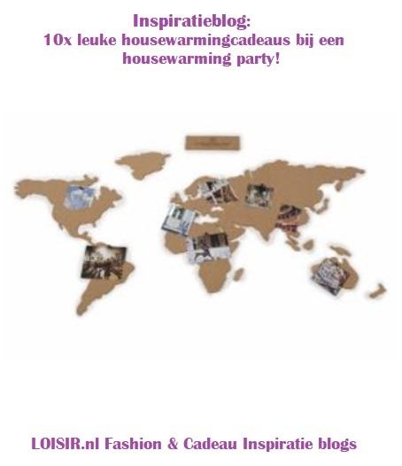 Housewarming Cadeau Idee Nodig Top 10 Cadeautips En Ideeën