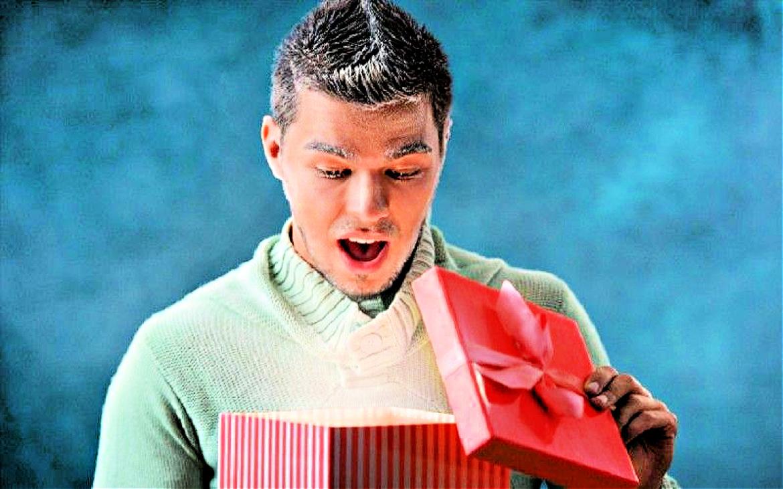 Ik heb een cadeautje voor je