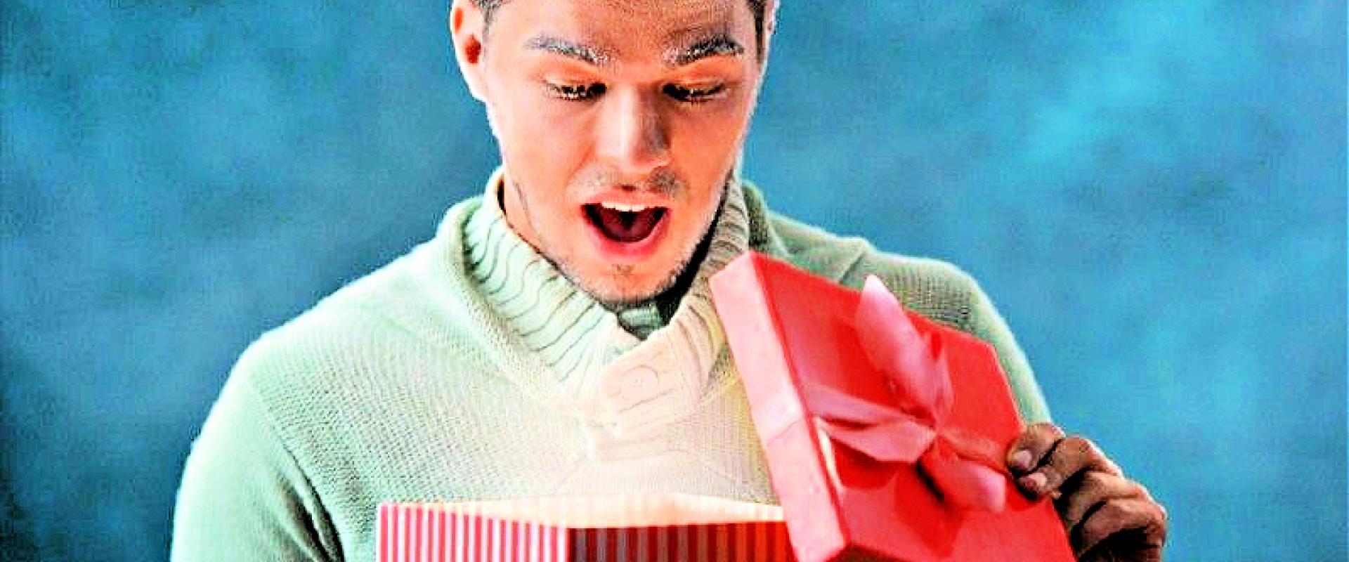 Ik heb een cadeautje voor je: Masterkoffie!