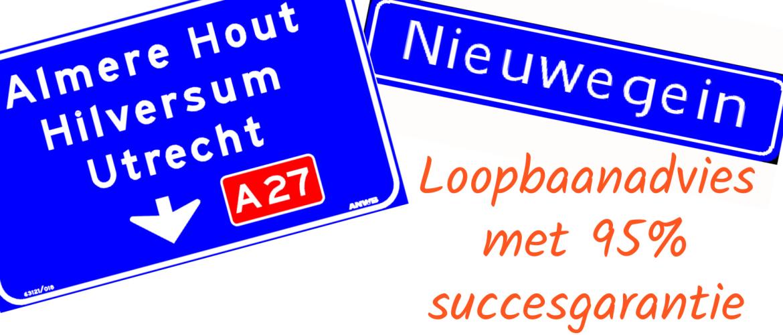 Loopbaanadvies in Nieuwegein (Utrecht)
