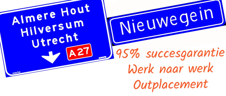 Outplacement in Nieuwegein (Utrecht)