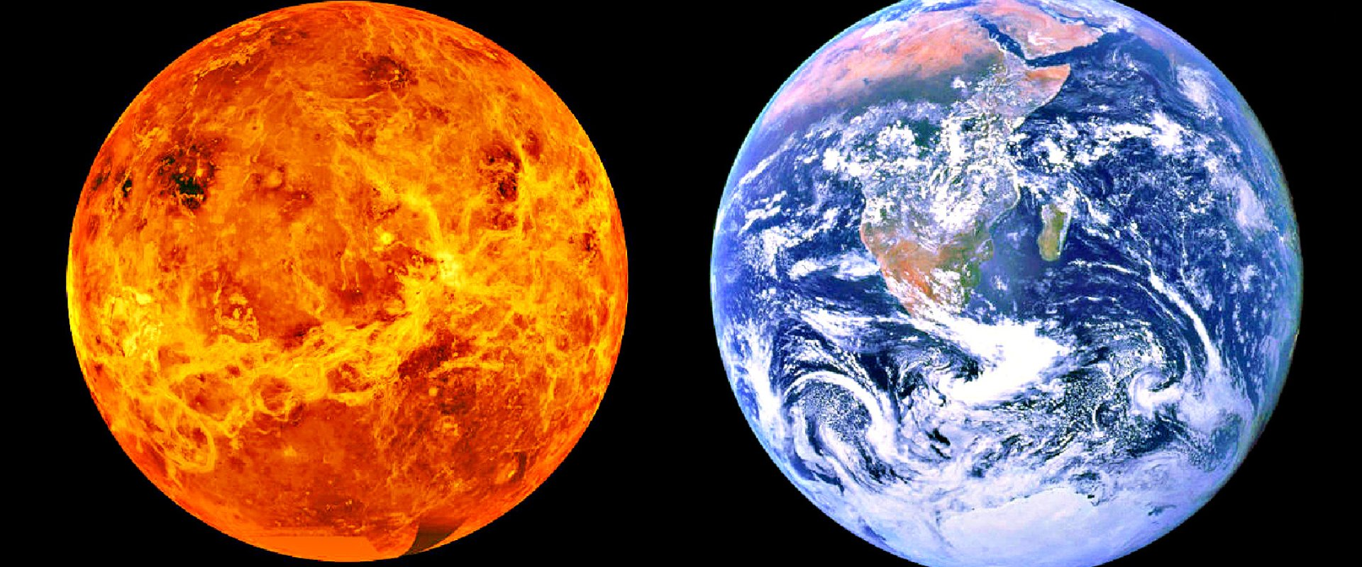 Vrouwen werken op Venus en mannen dan?