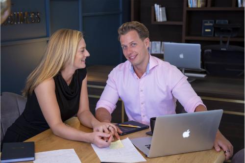 John Slabbekoorn en Jeanet Wolf | Business Coaching
