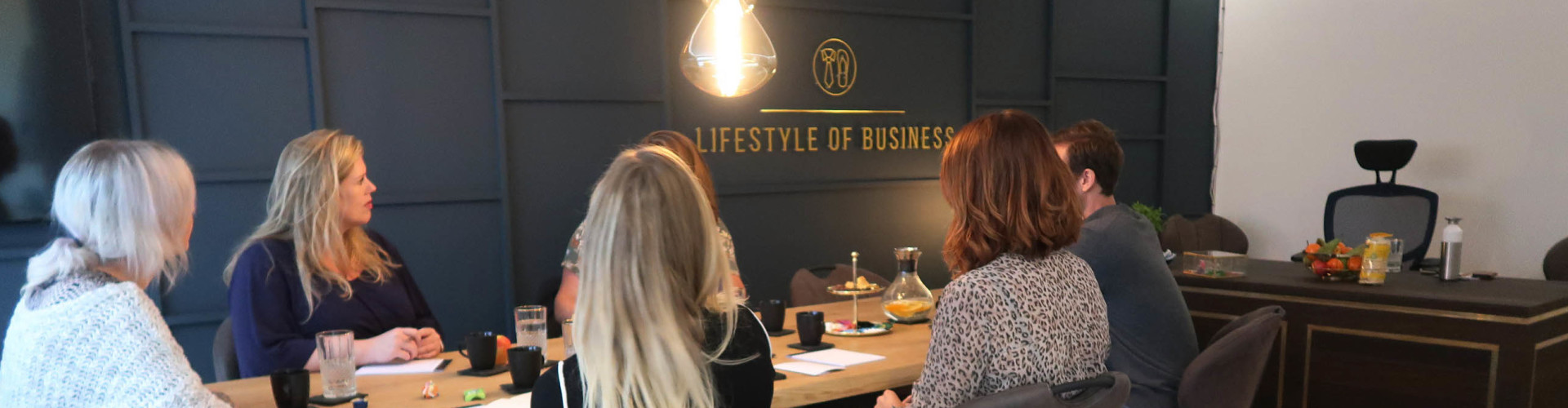 Lifestyle of Business Club header| Jeanet Wolf