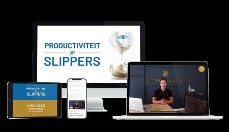 Persoonlijk Leiderschap op Slippers_online programma