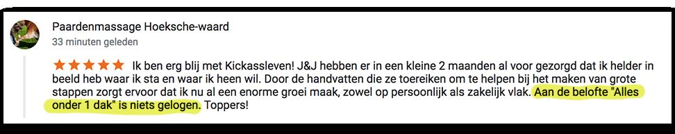 Positieve reactie Larissa_lsob.nl Universiteit