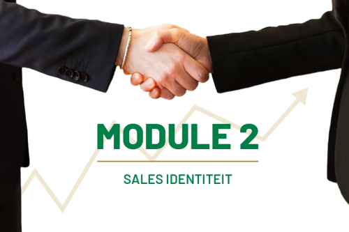 Sales training Lifestyle of Business-Sales Identiteit