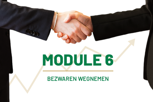 Sales training Lifestyle of Business-Bezwaren Wegnemen