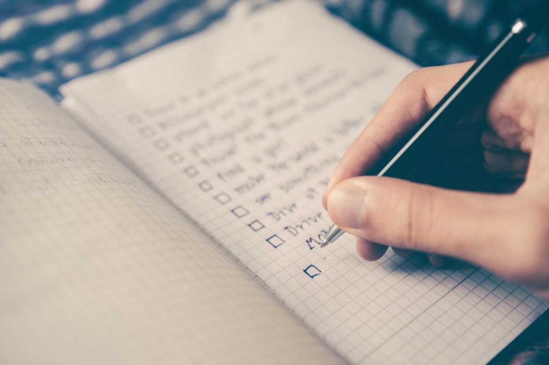 Met de hand schrijven geeft veel meer creativiteit dan met een toetsenbord schrijven.