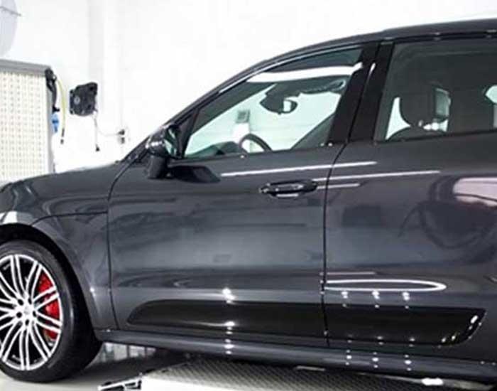 Auto coatings