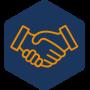 Icon Partnerschap