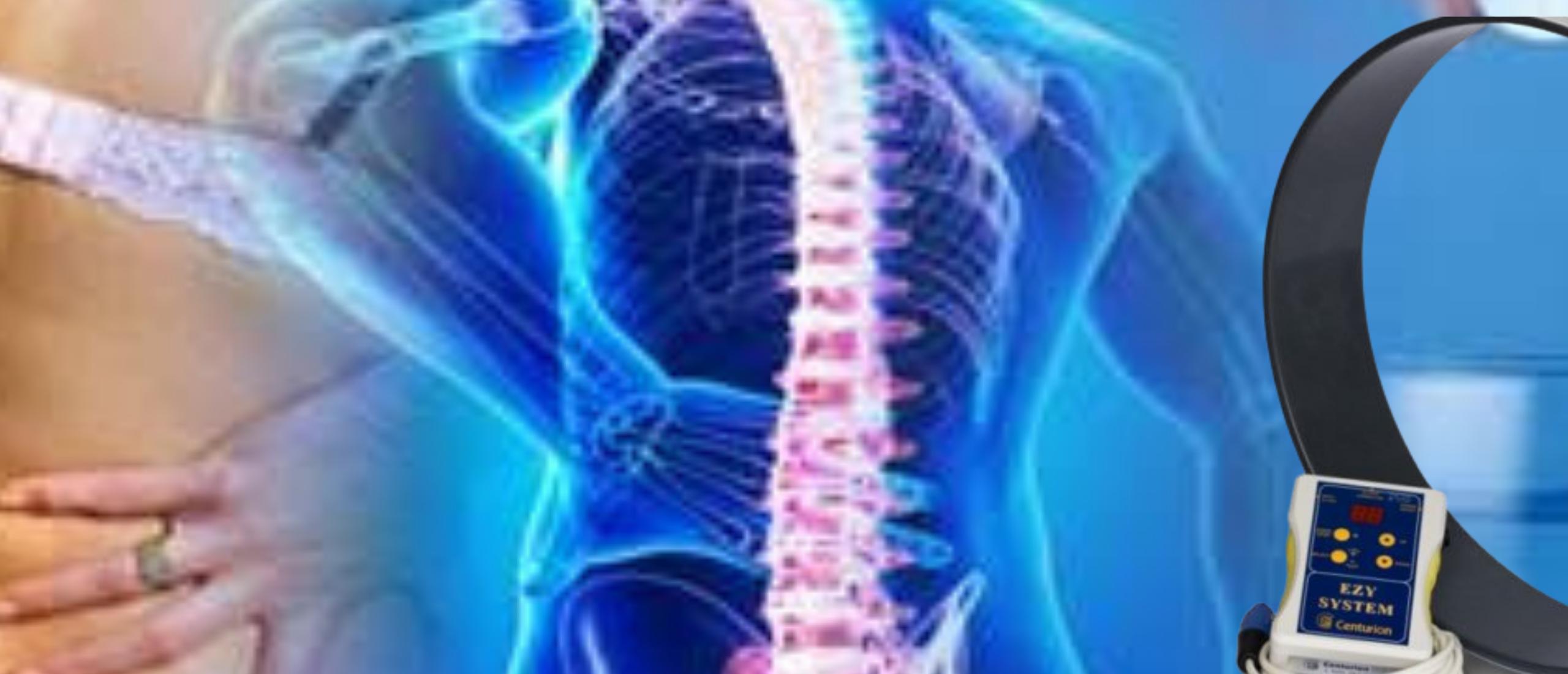 Behandeling van een hernia met magneetveldtherapie