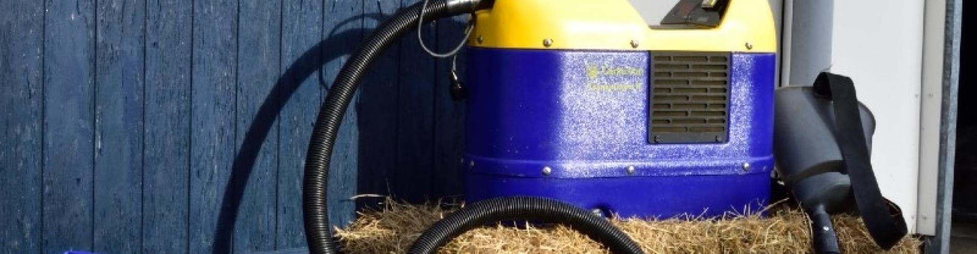 transpirator vernevelaar voor paarden