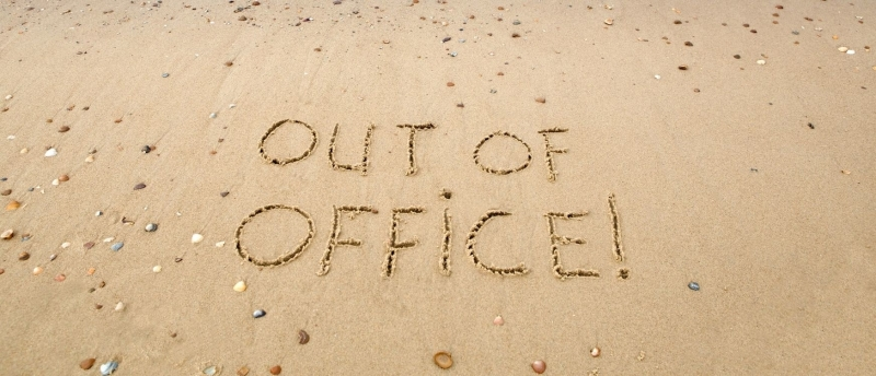 Afwezigheidsassistent - Out of office