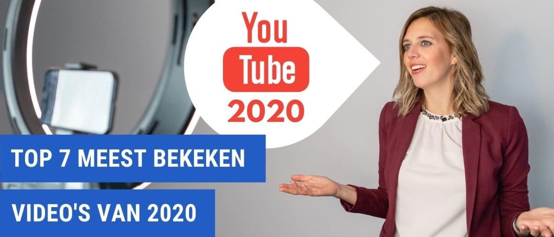 Top 7 best bekeken video's van 2020 | Op het Mailbox Master YouTube kanaal [+ de bloopers]