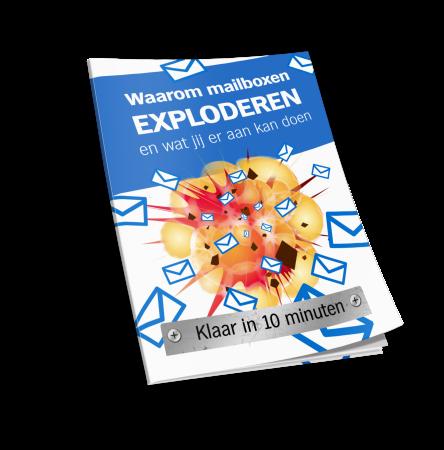 Boek Waarom Mailboxen exploderen en wat jij er aan kan doen