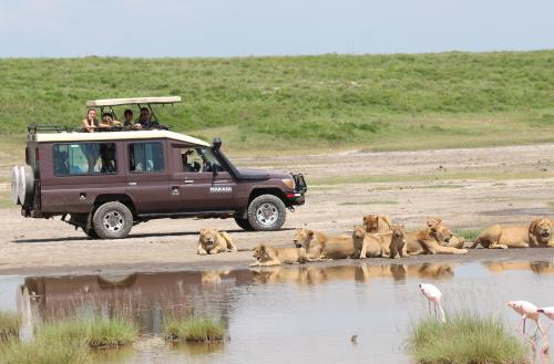 Makasa Safaris Africa