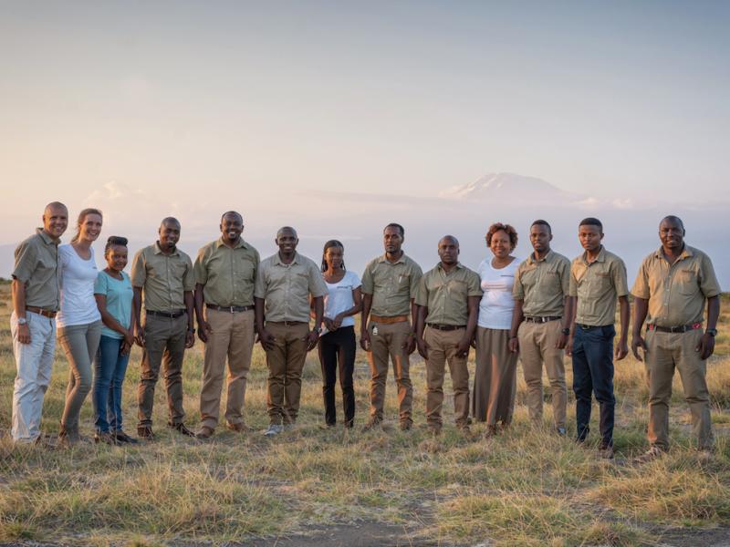 Makasa Team Tanzania Safaris