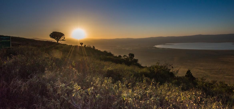Tanzania Safari Holiday Ngorongoro Crater