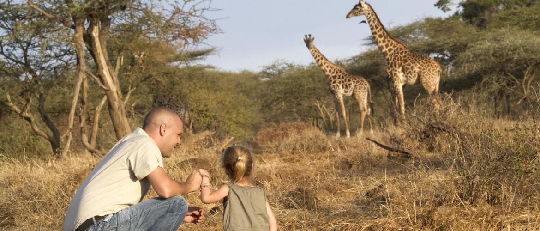 Tanzania safari with kids | family holiday