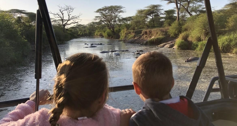 Tanzania Safari with kids game drive Tanzania
