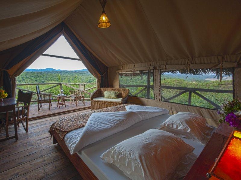 Tanzania Lodge Tented Camp