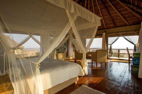 Tanzania Africa Tented Camp