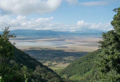Tanzania Africa Ngorongoro Crater