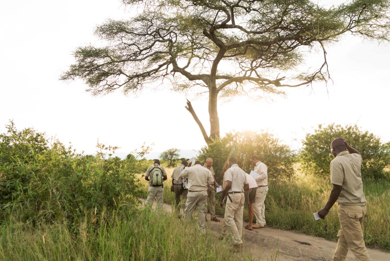 Gidsen Tanzania