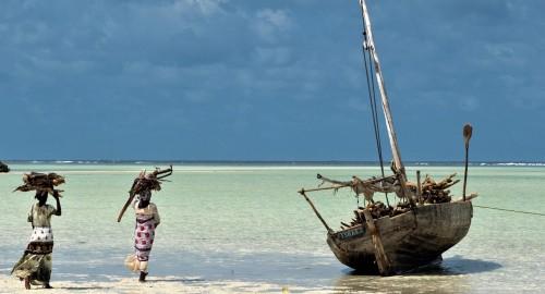 Tanzania Zanzibar Strand