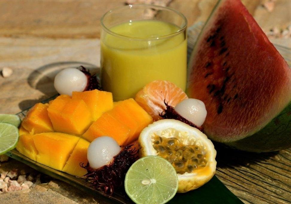 Fruit Zanzibar