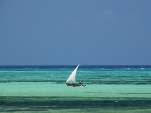 Zanzibar stranden
