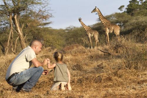 familiereis Tanzania Safari met kinderen