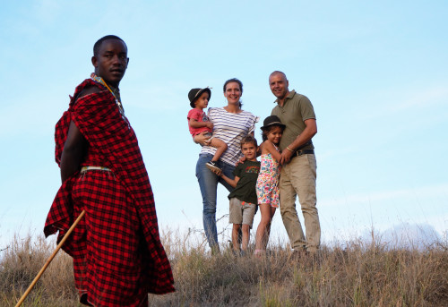 Familiereis Tanzania Zanzibar