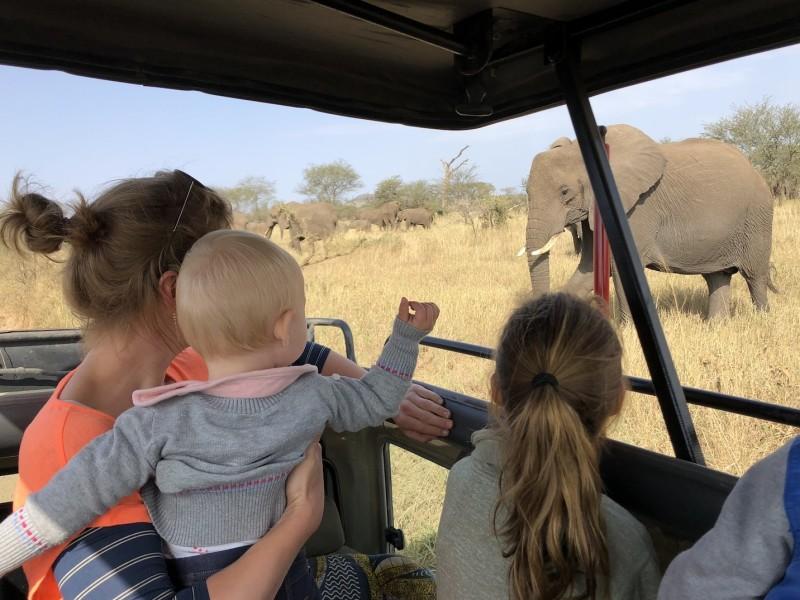 Tanzania familiereis Safari en Zanzibar