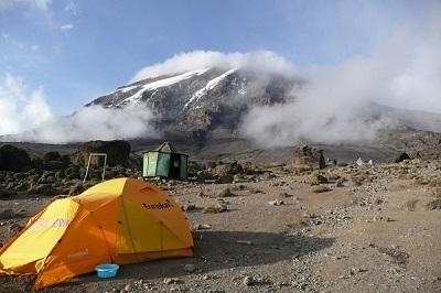 Kamperen Kilimanjaro in Tanzania