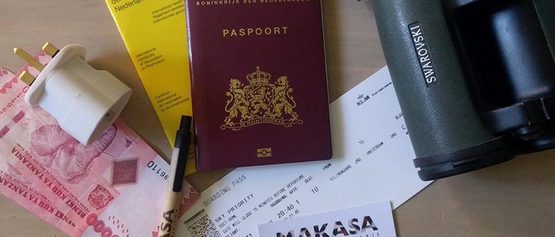 Zanzibar Visum