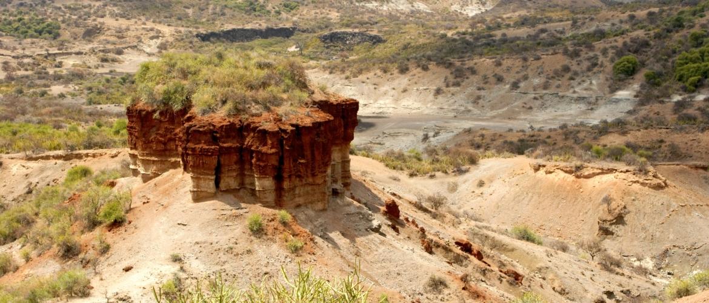 Olduvaikloof in Tanzania