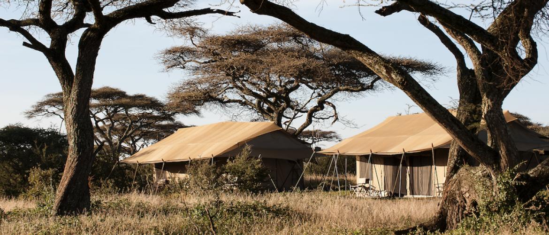 Glamping safari Tanzania