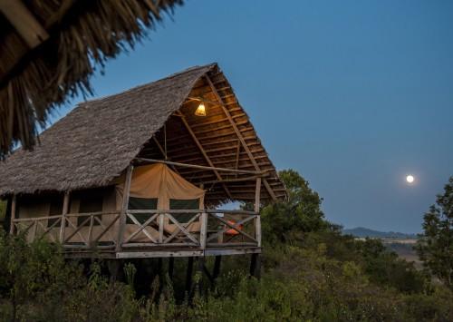 Tanzania Safari Overnachten