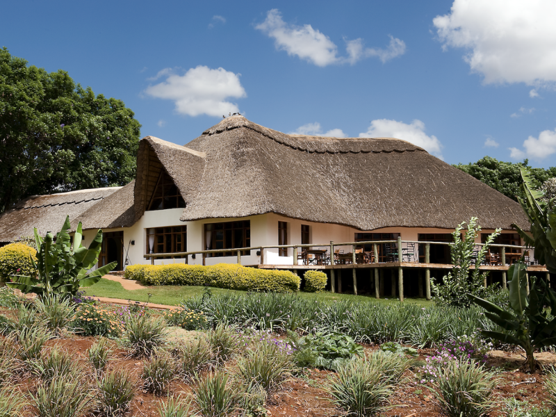 Tanzania Safari Hotel Lodge
