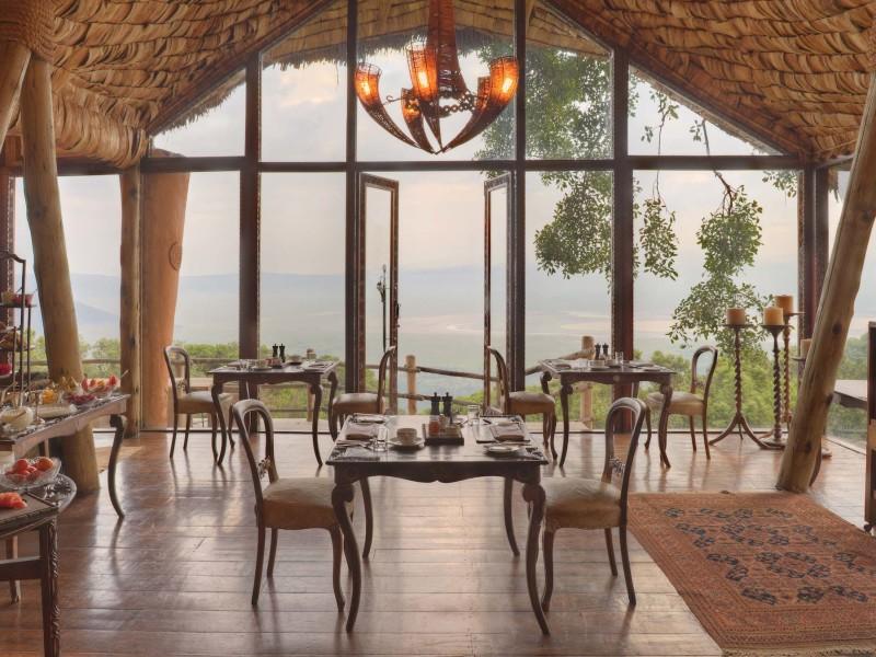 Tanzania Safari Luxe Hotel Lodge