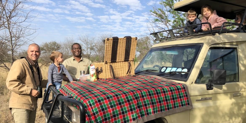 tips voor jouw Afrika safari met kinderen
