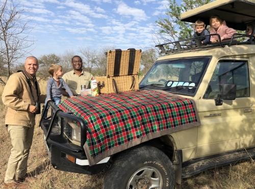Tanzania Safari met kinderen